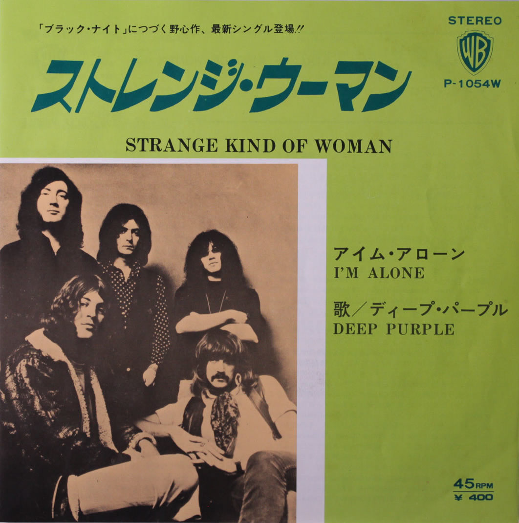 strang single women Strange kind of woman is a song by british rock band deep purple that was originally released as a follow-up single after black night in early 1971 the song also became a hit, peaking at #8 on uk charts,.